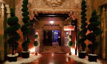 Gala Dinner & Awards entrance