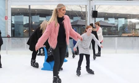skating childhood in Ringwood