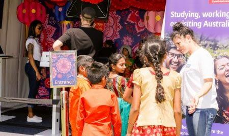 Allianz Deepavali Festival Guest