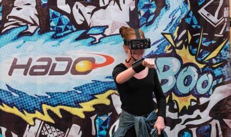 Australian Syntium Launch VR