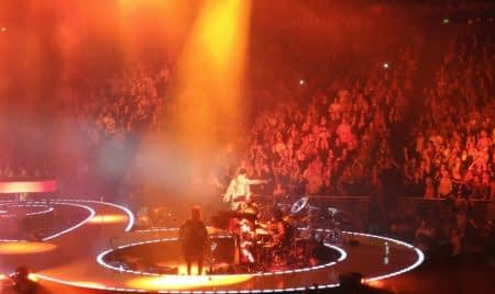 Prince Australian Tour Performers