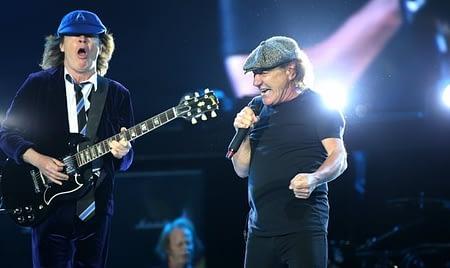 AC/DC Australian Tour