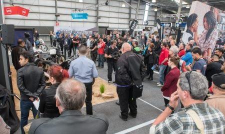 ALIVE, Royal Enfield Melbourne Moto Expo