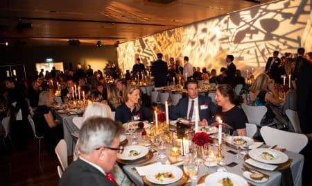 Corrs Chambers Westgarth dinner