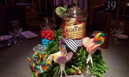 Gala Dinner & Awards - Golder rules