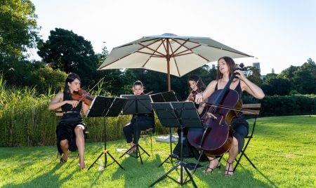 ALIVE SSea violin musicians