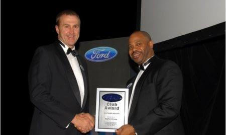 Ford Dealership Club Awards