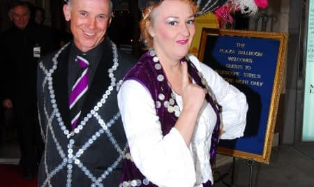 Dave Hughes and Kate Ceberano Performance
