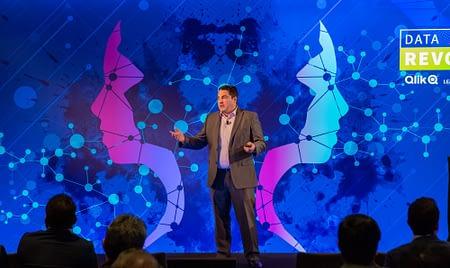 Data Revolution Tour Speaker