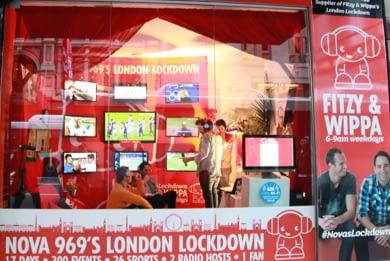 London Lockdown NOVA 969 Host