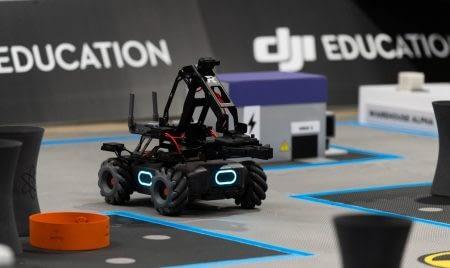 Robomaster Launch