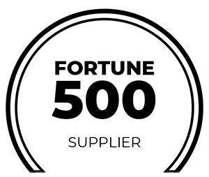 fortune 500 supplier
