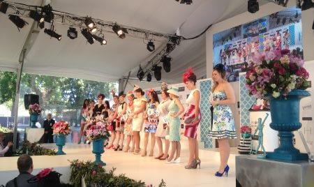 Spring Racing Carnival guests