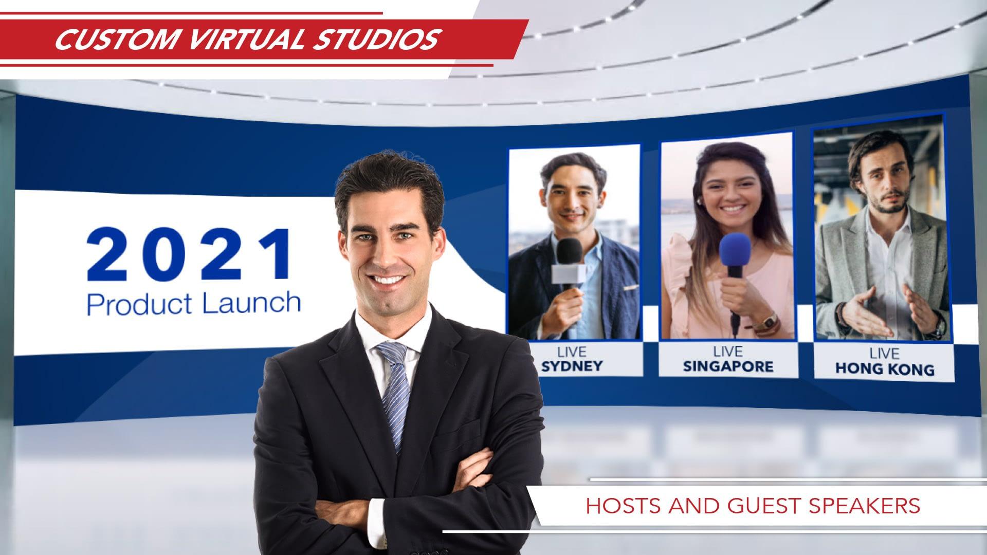 custom virtual studios 2021