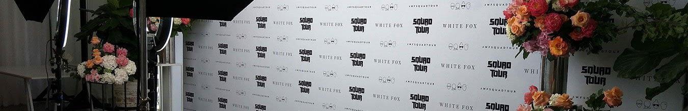 White Fox banner