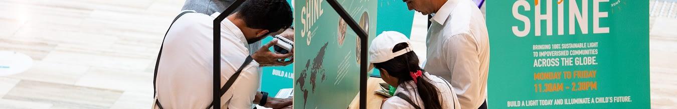 Project Shine Solar Buddy Experience