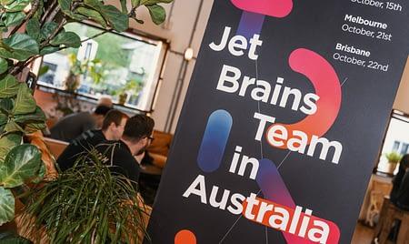 JetBrains Team in Australia