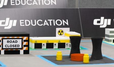 DJI Robomaster Launch education