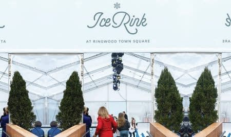 The Ice Rink Ringwood Town Square