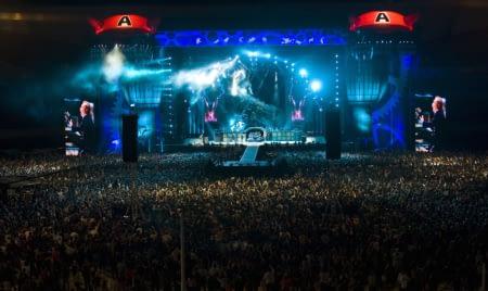 AC/DC Australian Tour Stage