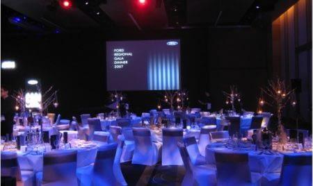 ford event setup