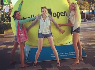 Aussie Open Playtime