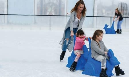 The Ice Rink Eastland Town Square Bondings