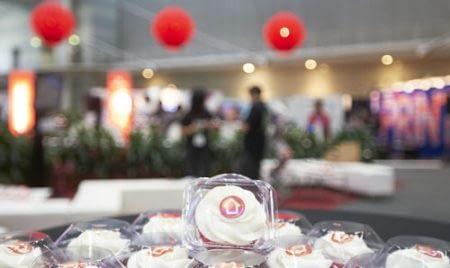 AREC Exhibition desserts