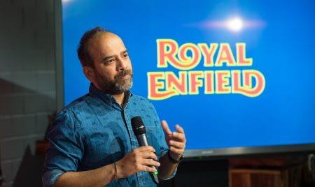 royal enfield host