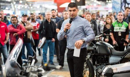 Royal Enfield Melbourne Moto Expo