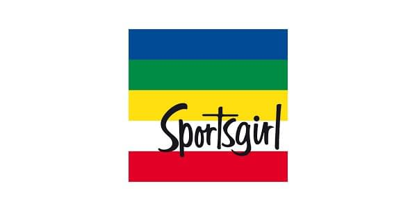 sports girl logo