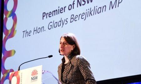 Premier of NSW Speaker