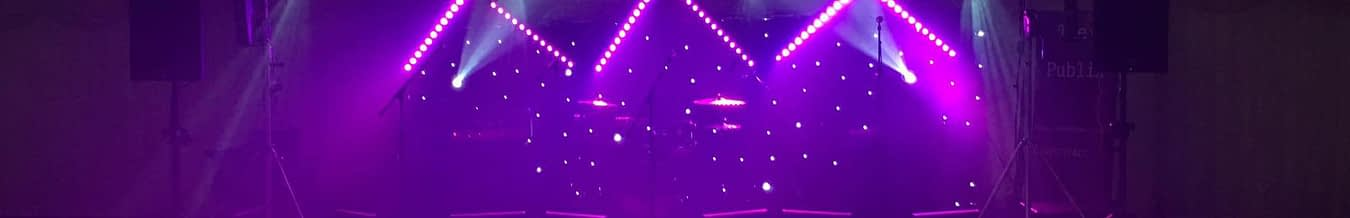 pink stage