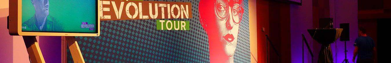 Data Revolution Tour