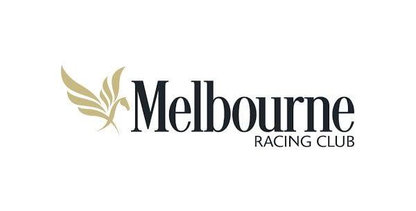 melbourne racing club logo