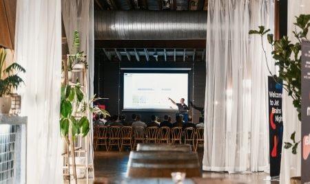 JetBrains Meetup Area