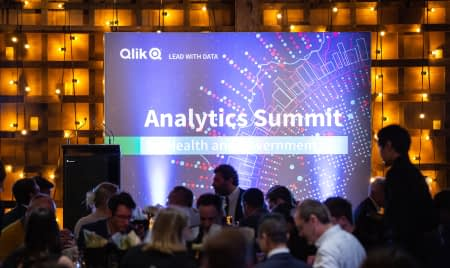 Health and Government Analytics Summit and Gala