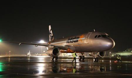 A320 Jetstar Launch