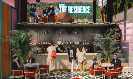 world tour the residence