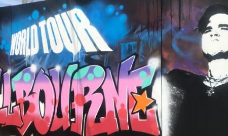world tour melbourne