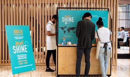 Project Shine Solar Buddy