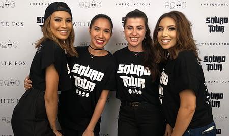 Squad Tour Girls
