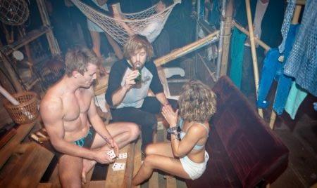 diesel island party