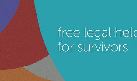 Staff Conference free legal help for survivors